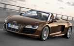 Audi R8 Spyder Gets 4.2-Liter V8 With 430-HP