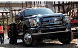 Ford Adds Alternative Fuel Option to Super Duty