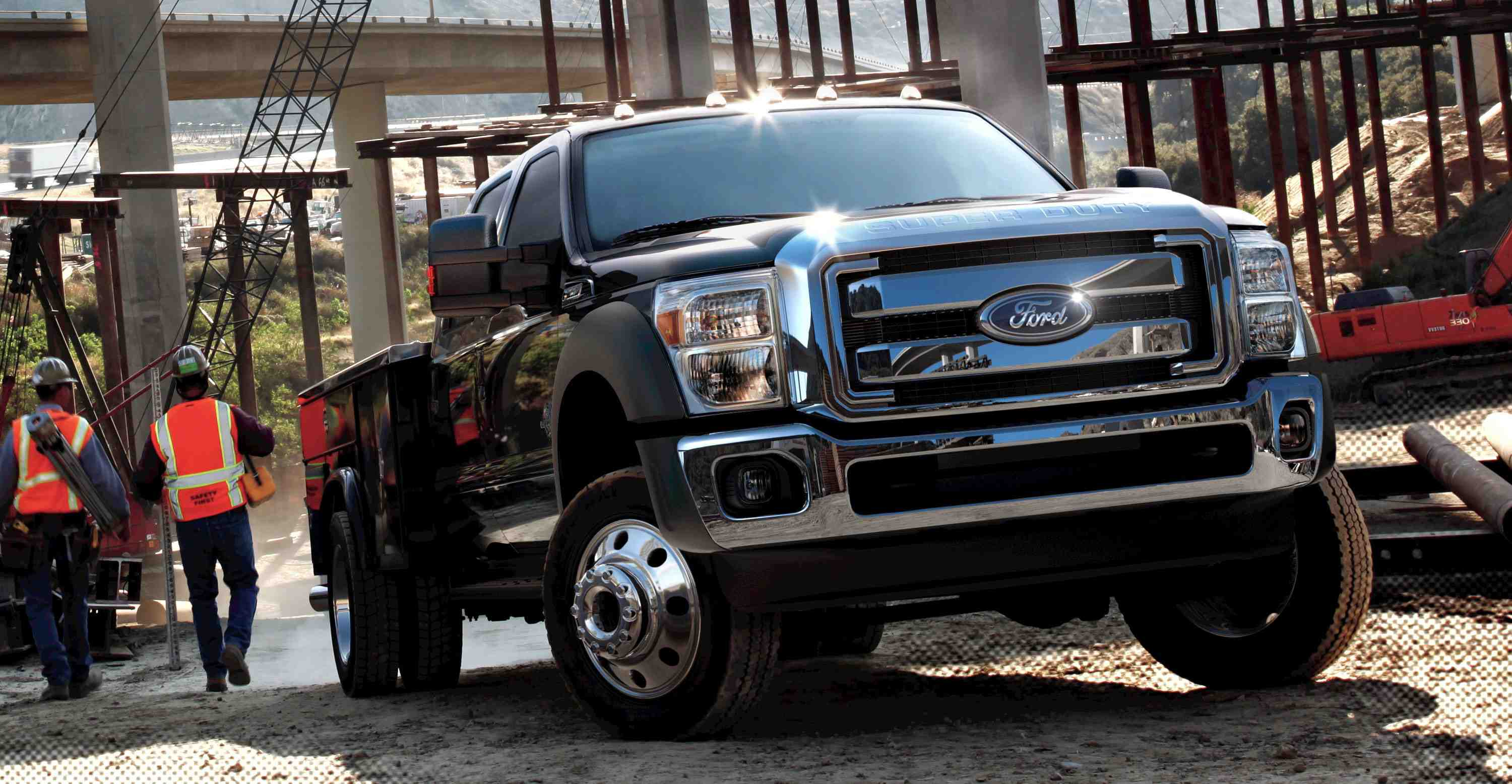 ford f series trucks to get plug in hybrid technology. Black Bedroom Furniture Sets. Home Design Ideas