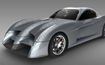 Panoz Unveils Abruzzi 'Spirit of LeMans' at the Circuit de La Sarthe