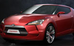 Hyundai Planning to Take Veloster-Based Coupe Racing