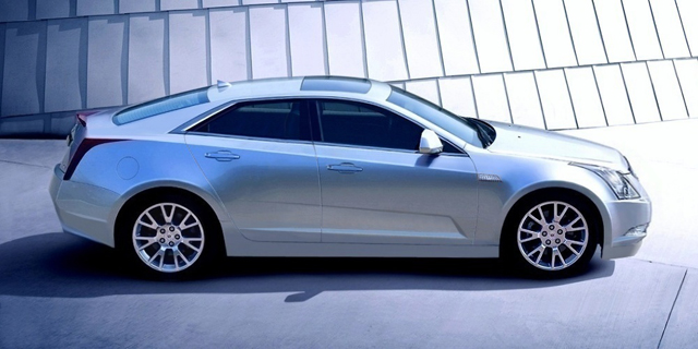 Used Cadillac Ats >> Cadillac ATS Getting Standard 4-Cylinder, CTS to Offer ...