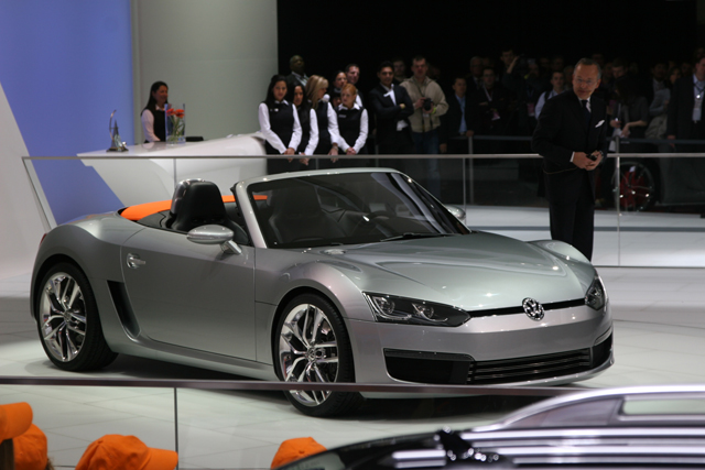 Merveilleux In A Case Of Large Scale Office Politics Gone Awry, Volkswagenu0027s Bluesport  Concept (pictured Above) Along With Proposed Models From Audi And Porsche,  ...