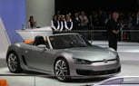 Report: Volkswagen's New Roadster Greenlit For Production