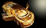 For the Man Who Has Everything – $3 Million Bugatti Veyron Diamond Edition Model