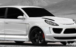 Merdad Introduces Porsche Cayenne Coupe