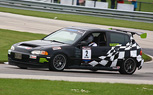 Enmo Racing Civic Breaks Autobahn Street FWD Time Attack Record; Gets Rear-Ended
