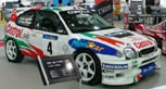 Toyota To Display Rally Cars At Goodwood Festival Of Speed