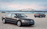 2011 Volkswagen Phaeton Mega Gallery: The Luxury VW from Every Angle