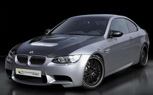 Emotion Wheels BMW M3 Makes 700-hp from Twin-Turbo 4.4-Liter V8