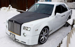 Big Pimpin Borat Style: Kazakhstani DIY Phantom Conversion