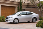 Lexus HS250h Recalled For Possibility Of Going KA-BOOM!