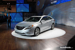 Hyundai Sonata Turbo To Hit 60 MPH In 6.5 Seconds, Get 34 MPG, All On Regular Gas