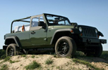 Report: Jeep Investigating Compact Pickup
