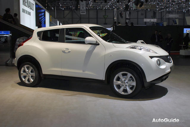 Nissan Launches Juke Microsite For Canadian Buyers