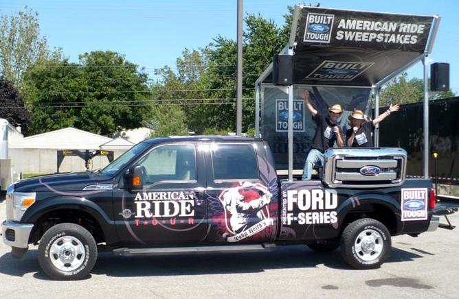 Ford Teams Up With Toby Keith For Super Duty Giveaway Autoguide News