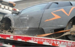 Owner Wrecks One of 10 LP670-4 SV China Edition Lamborghini Murcielagos