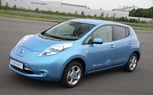Nissan Introduces 'Approaching Vehicle Sound for Pedestrians' System for New Leaf EV