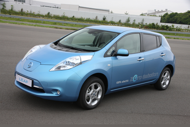 Nissan Introduces Approaching Vehicle Sound For