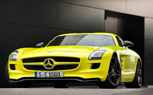 Mercedes SLS E-Cell Delivers 526 Emissions-Free Horsepower