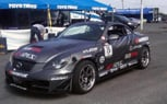 Ryuji Miki's New Drift Lexus SC430 Spied Ahead of Formula D Round Three