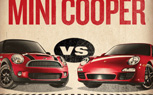 Mini Vs. Porsche Race Is A Great Publicity Stunt That Might Just Work