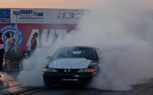 Supra 2JZ-Powered Ford Mustang Runs 8-Second Quarter-Mile Pass