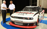 Dodge Unveils NASCAR Challenger Ahead of Friday Night's Nationwide Race