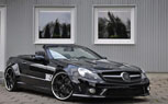 Prior Design Offers Mercedes-Benz SL Facelift Options