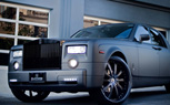 Platinum Motorsport Unveils Custom Rolls-Royce Phantom for Chad OchoCinco