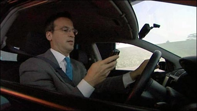 Cell Phones Drive Motorists To Distraction 187 Autoguide Com