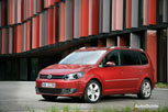 New Volkswagen Touran 7-Seater Gets 51.3 MPG