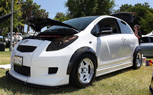 Turbocharged Toyota Yaris Makes 350-Horsepower, Runs 12s, Looks Mean