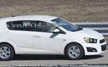 Photoshop Reveals 2011 Chevy Aveo Behind the Camo?