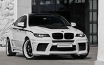 Lumma Design Goes Black and White On BMW X6 M