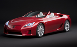 Lexus LFA Roadster Not in Toyota's Production Plans