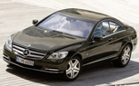 2011 Mercedes CL Debuts With 429-HP of Twin-Turbo V8 Goodness