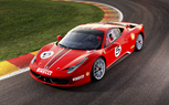 Ferrari 458 Challenge Officially Revealed