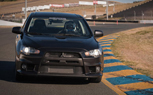 Mitsubishi EVO SE Hits the Track [Video]