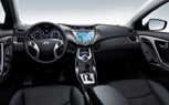 2011 Hyundai Elantra Interior: First Look