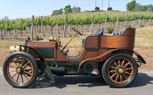 1902 Mercedes to Drive 1,500 Miles to Attend Pebble Beach Concours
