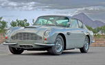 Bing Crosby's Aston Martin DB6 Up for Grabs at Mecum Monterey