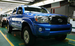 2011 Toyota Tacoma Spied With 4Runner-Like Grille