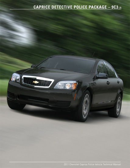 Report 2011 Chevrolet Caprice To Be Sold To The Public