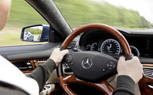 2011 Mercedes CL-Class Gets 'Corrective Braking' to Keep You on Track