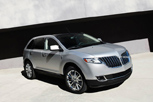 Refreshed 2011 Lincoln MKX Boasts Class Leading Fuel Economy