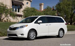 Minivan Sales Are Up Again
