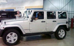 Jeep Wrangler To Get Body Colored Hard Top