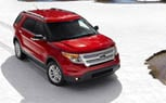 2011 Ford Explorer Priced from $28,995