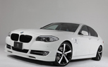 3D Design Restyles 2011 BMW 5-Series
